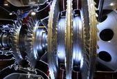 Inside the engine machine