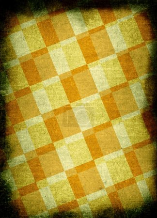 Chessboard style vintage background
