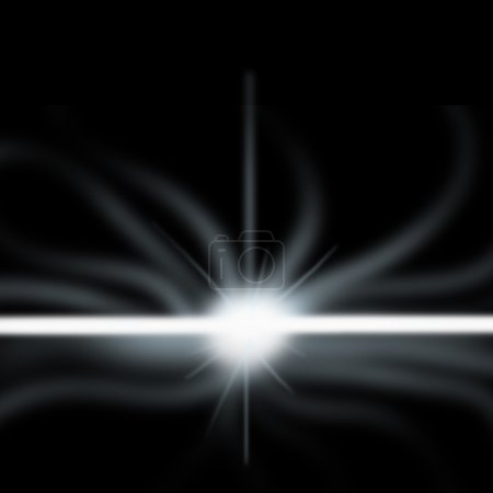 Photo for Big bang background - Royalty Free Image
