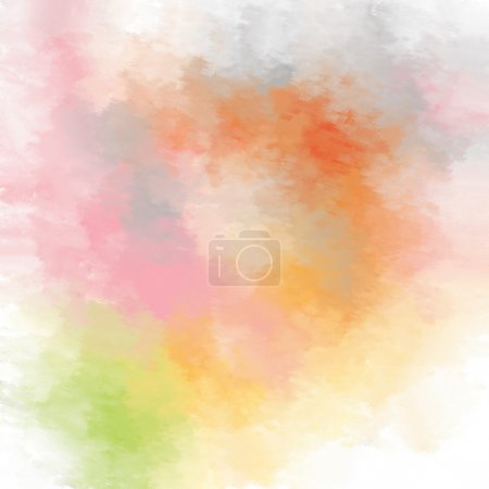 Photo for Abstract painted background - Royalty Free Image