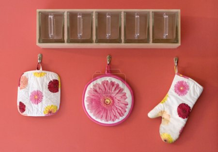 Fun and Colorful Kitchen Decor