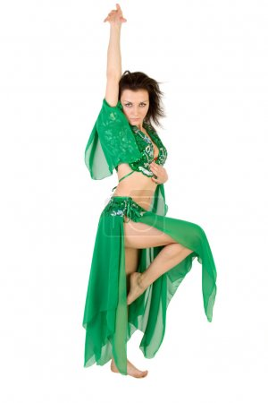 Photo for Belly dancing - Royalty Free Image