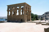 Ptolemy temple on the island of Philae