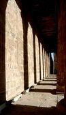 Ancient temple Edfu in Egypt