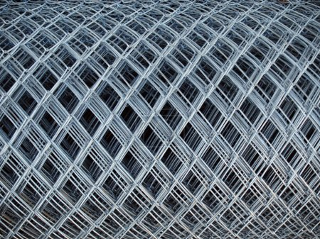 Roll of Wire fence