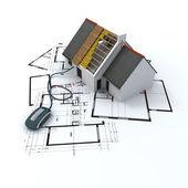 Cliquez sur architecture