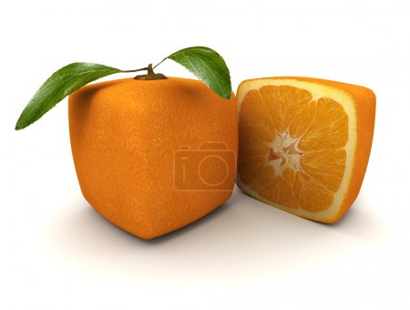 Cubic oranges group