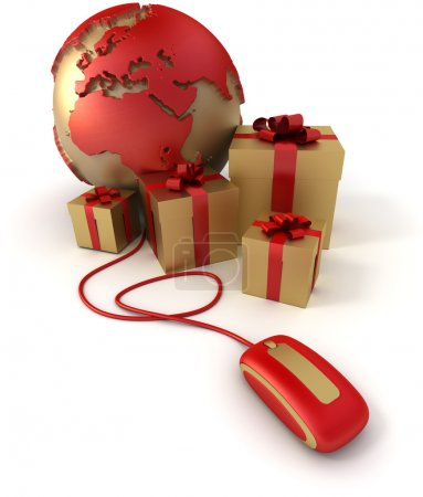 Online luxury gifts Europe Africa