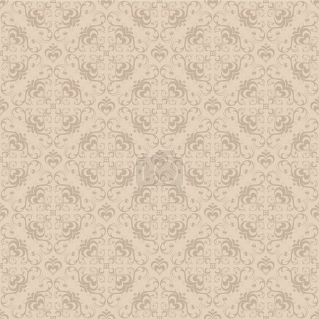 Photo for Seamless ornament pattern - Royalty Free Image