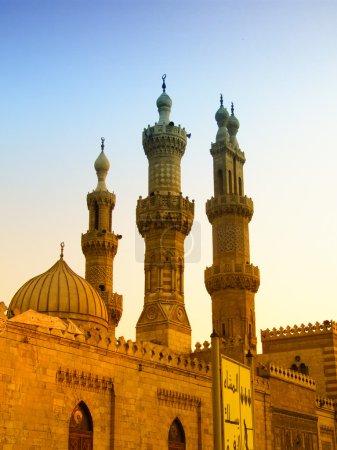 Local Cairo Mosque 05