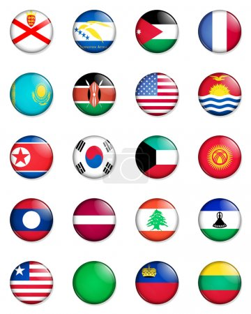 Flags of the world 07