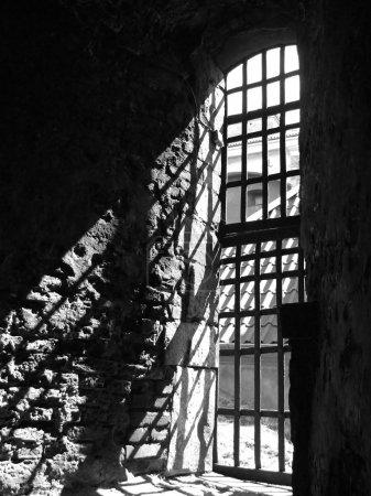 Dungeon window inside