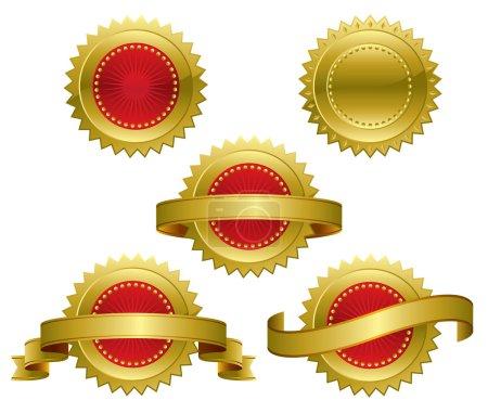 Gold award - medal