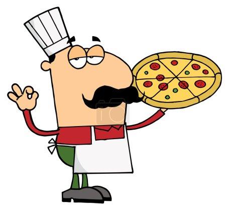 Pizza Chef Man