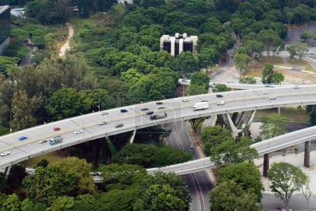 Busy Freeway, Singapore