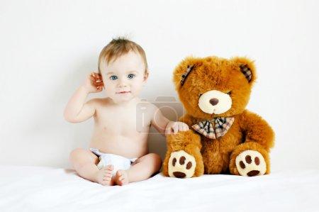Boy and bear