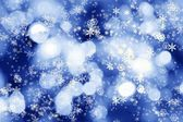 fond de lumières hiver