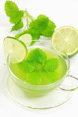 Thé vert aux herbes