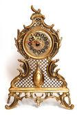 Bronzové hodiny staromódní