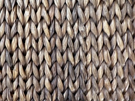 Papyrus leaf weave pattern
