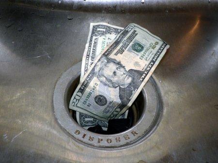 Money down the drain 2