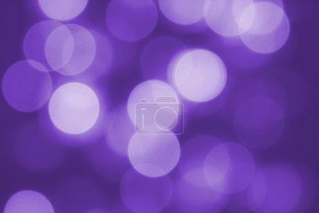 Photo pour Lumière de Noël rayonnante comme fond - image libre de droit