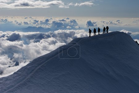 Photo for Mountain climbing - Royalty Free Image