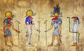 "Постер, картина, фотообои ""Египетские боги"""