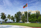 Male - capital of Maldives