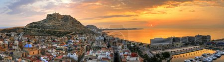Alicante sunrise