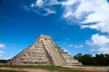 Chichen Itza, Mexico, one of the New Seven Wonders...