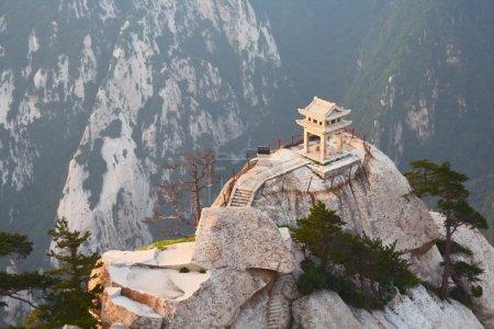 Stone pagoda, China