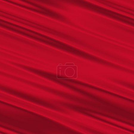 Photo pour Élégant fond en satin diagonal ou en soie, très lisse et se carrelera parfaitement comme un motif - image libre de droit