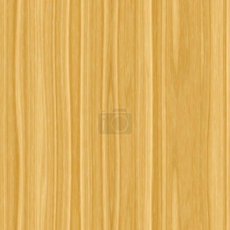 Photo pour Placage de bois noué photoréaliste, carrelage sans couture comme un motif - image libre de droit