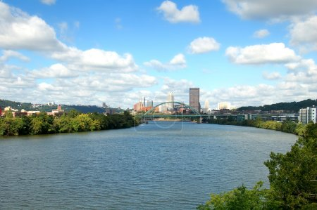 The City of Three Rivers, Pittsburgh