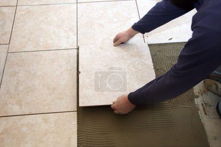 Ceremic Tile Installation