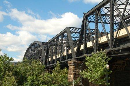 Hot Metal Bridge Pittsburgh
