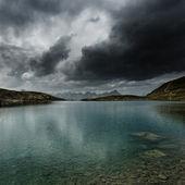 Bouřlivé jezero