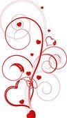 Valentine pozadí
