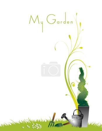 My Garden Page