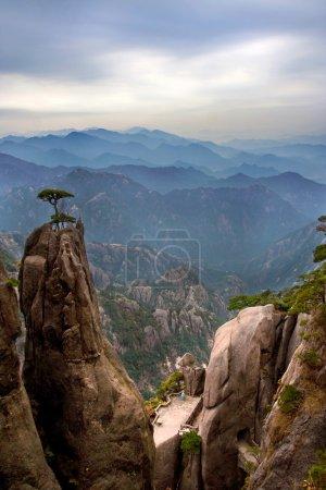 China famous mountain