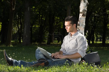 Flexible work-technology in nature
