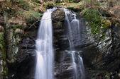 Wasserfall-Landschaft