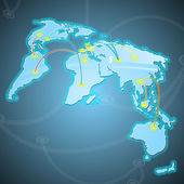 World Trades Background