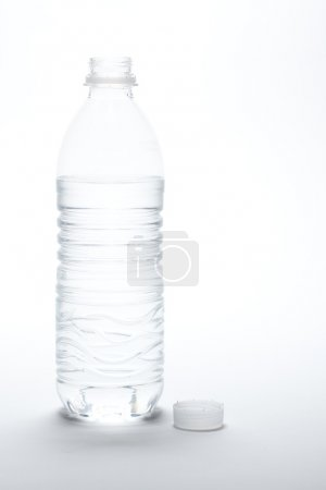 Water Bottle and Cap Image