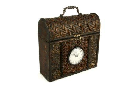 Ornate Carriage Clock Box