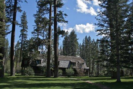 Vintage Mountain Cottage