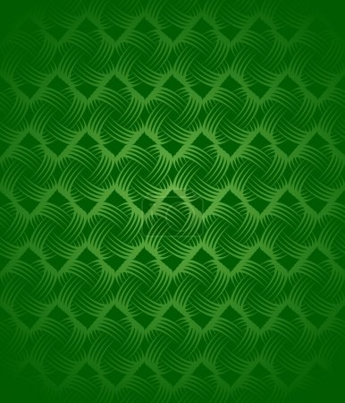 Green Tileable Wallpaper Background