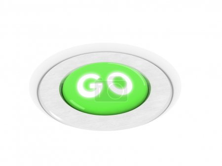 Go button illustration