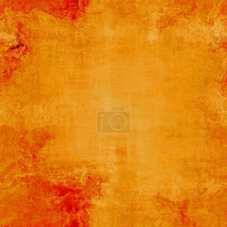 Seamless orange fabric texture